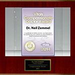 Vitals Compassionate Award