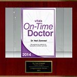 Vitals Award